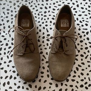 Dolce Vita Suede Oxfords